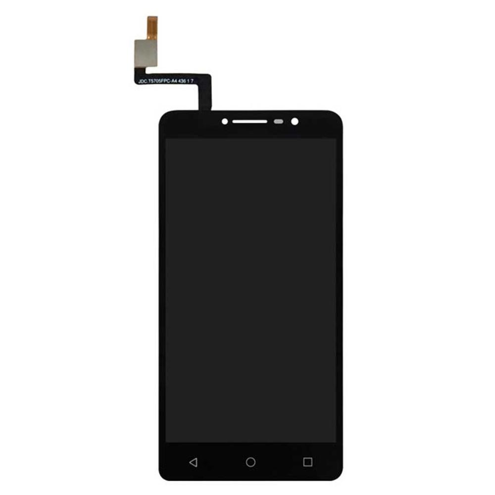 Alcatel A3 XL 9008D LCD Screen Digitizer Assembly Black   Parts4Repair.com