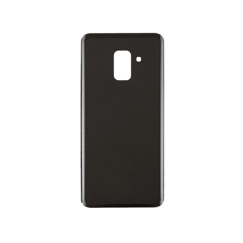 Back Glass Cover for Samsung Galaxy A8 A530F Black | Parts4Repair.com