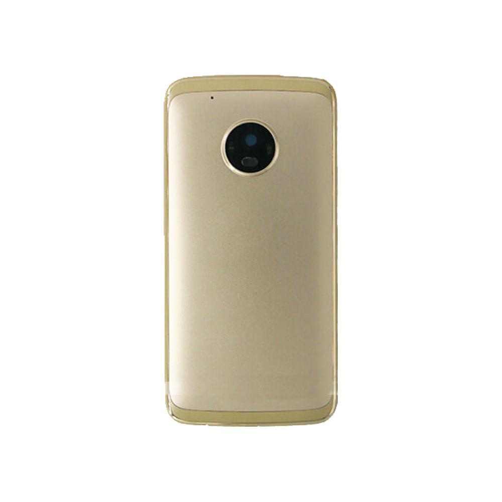Back Housing Cover for Motorola Moto G5 Plus Gold   Parts4Repair.com