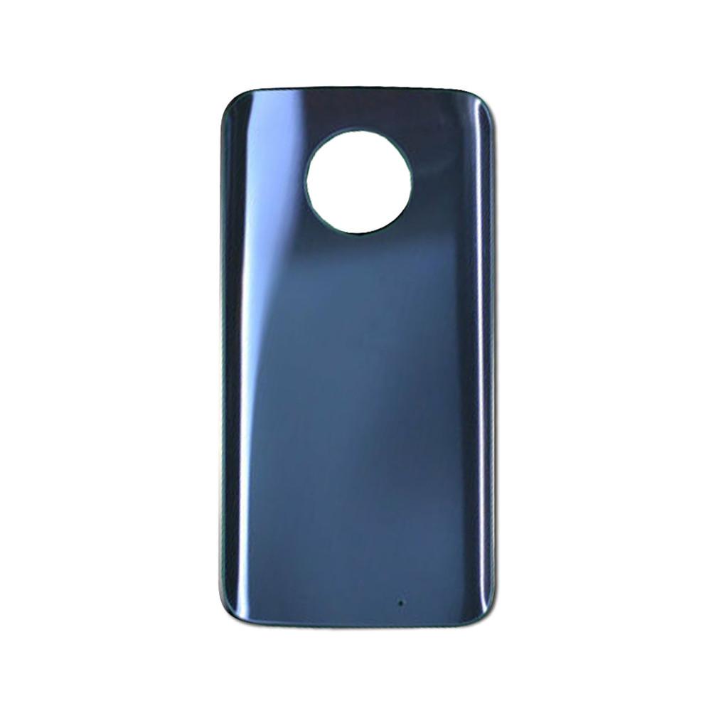 Back Cover wih Adhesiver for Motorola Moto X4 Blue   Parts4Repair.com