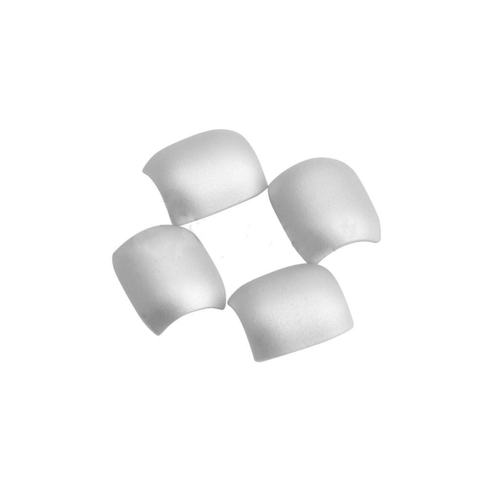 4pcs Corner Caps for Sony Xperia Z5 White   Parts4Repair.com