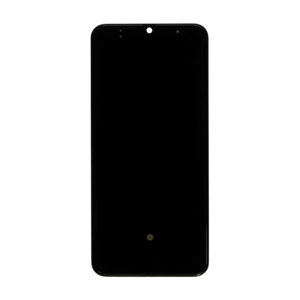 Samsung Galaxy A50 A505 LCD Screen Digitizer Assembly wih Frame Black | Parts4Repair.com