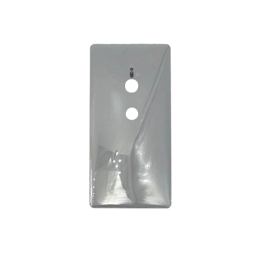 Back Housing Cover for Sony Xperia XZ2 Silver | Parts4Repair.com