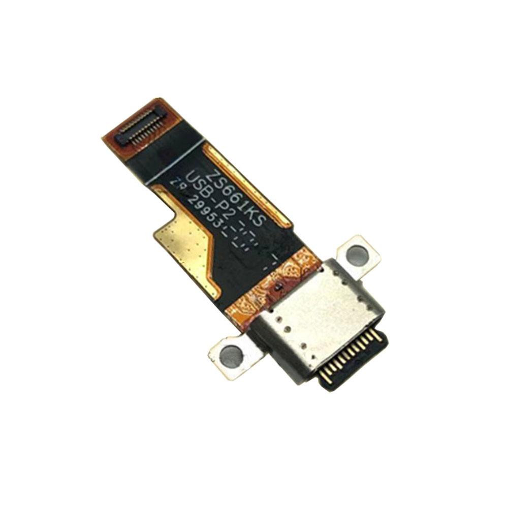 Asus Rog Phone 3 ZS661KS USB Charging Port Flex Cable | Parts4Repair.com