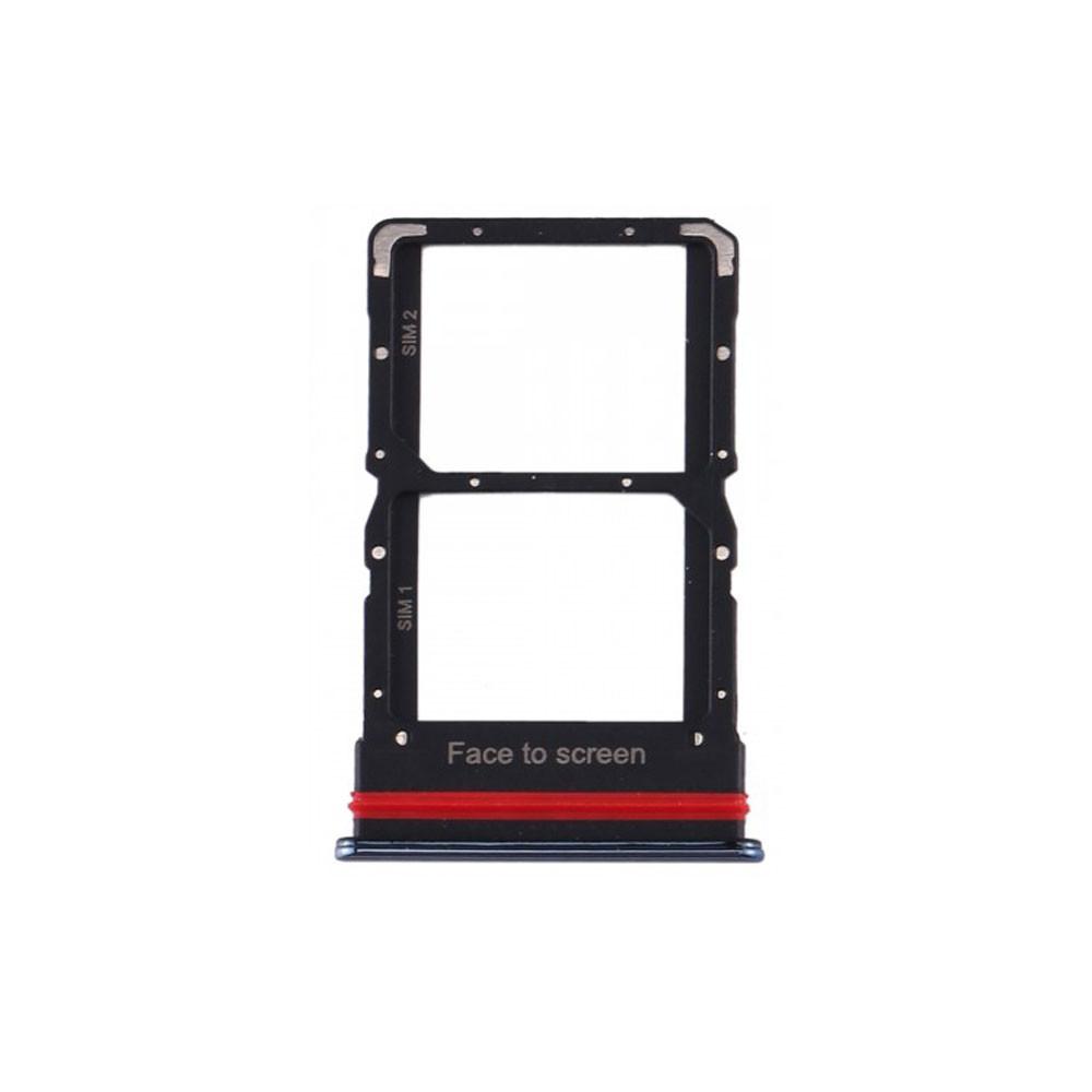 Xiaomi Mi Note 10 Lite SIM Tray Black | Parts4Repair.com