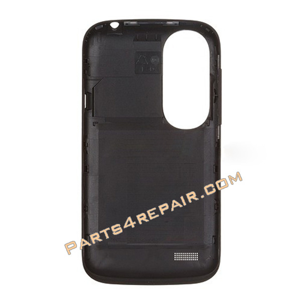 HTC Desire V Back Cover -Black from www.parts4repair.com