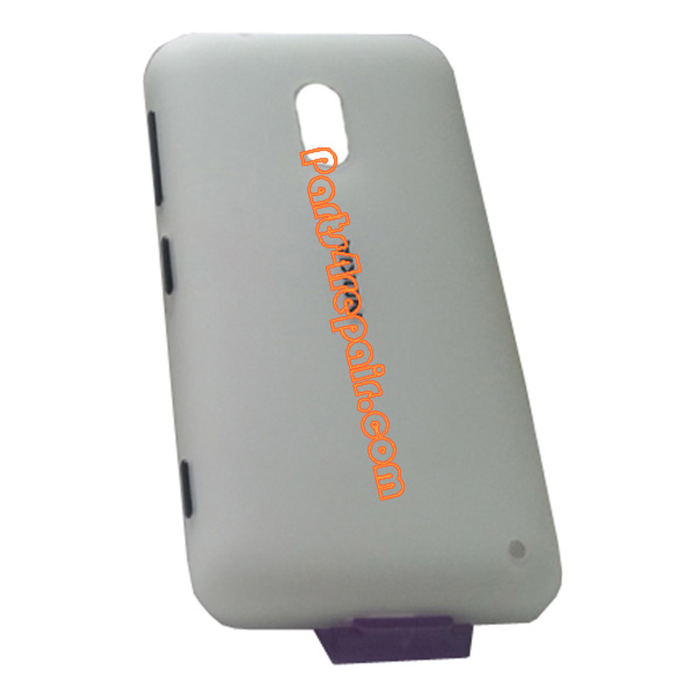 Back Cover for Nokia Lumia 620 -White from www.parts4repair.com