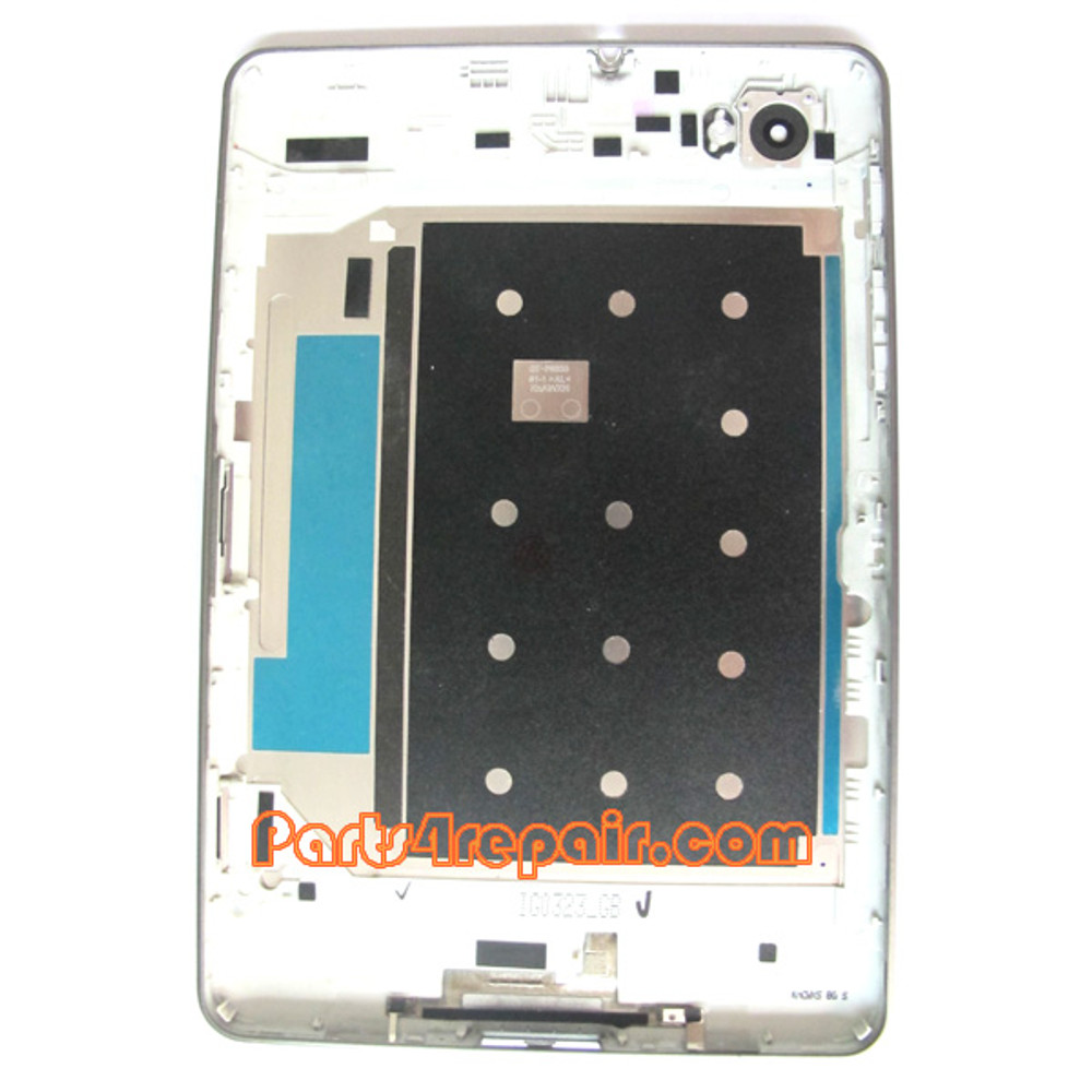 Back Housing Cover for Samsung P6800 Galaxy Tab 7.7 (3G Version)