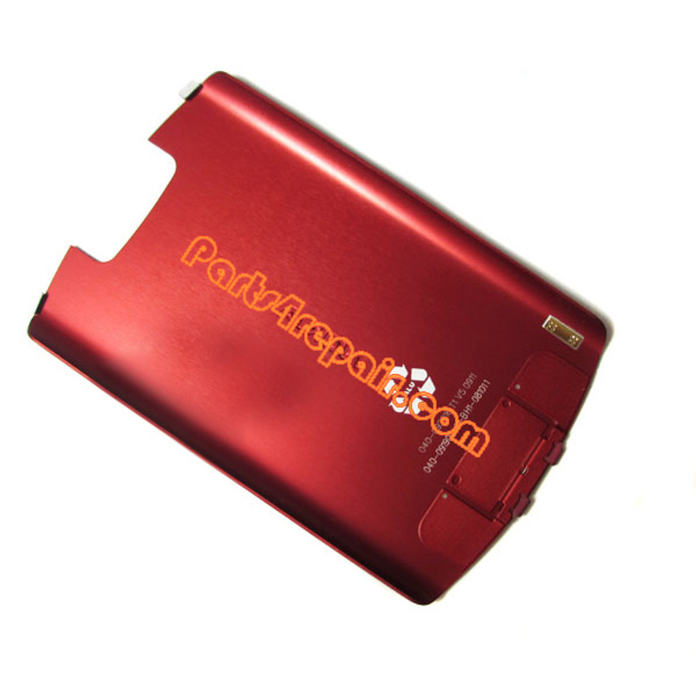 Back Cover for Nokia 700 -Red from www.parts4repair.com