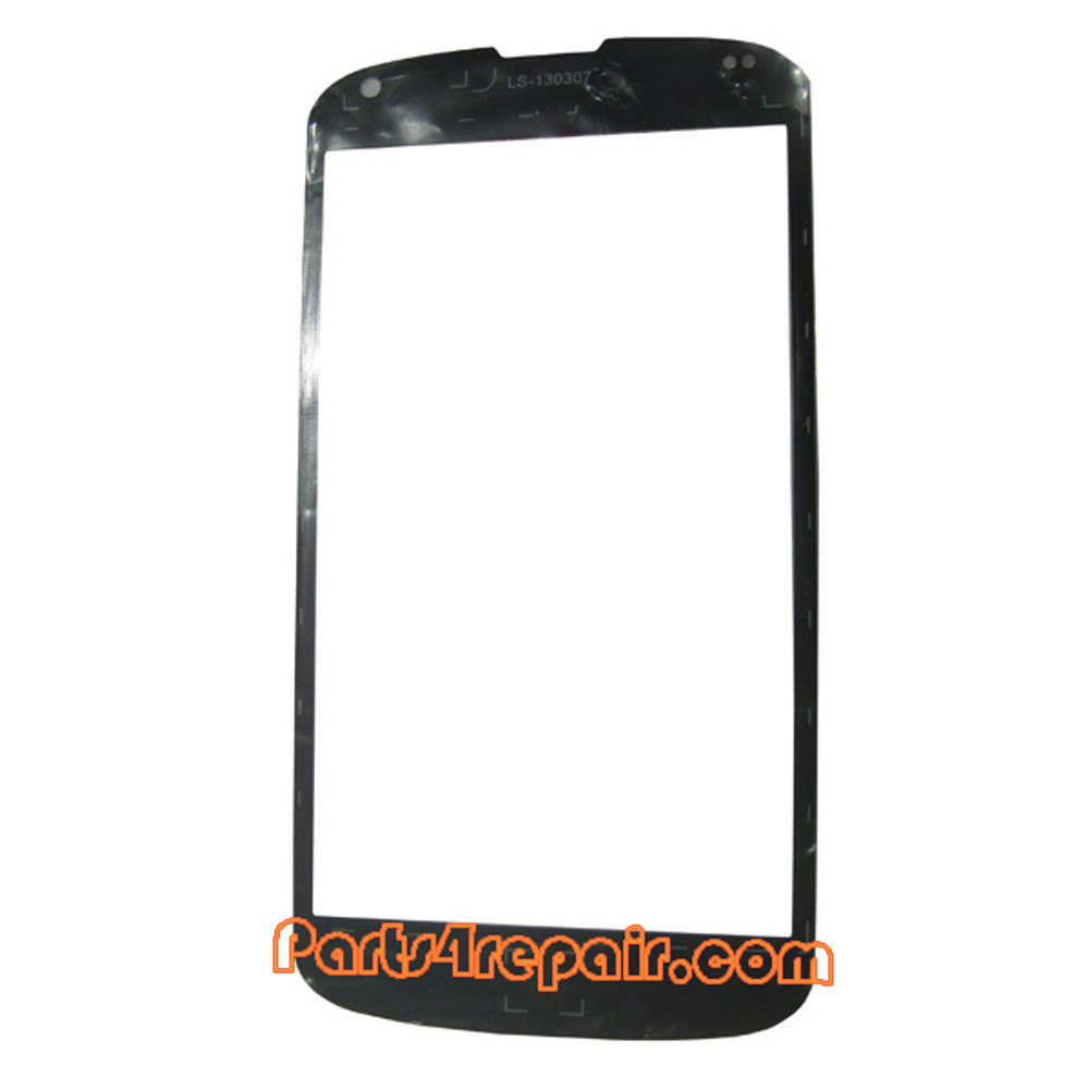 Front Glass Lens for LG Nexus 4 E960 from www.parts4repair.com