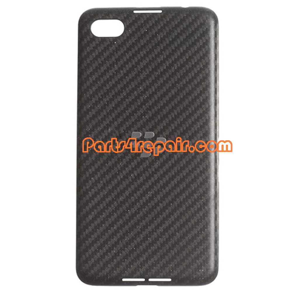 Back Cover for BlackBerry Z30 from www.parts4repair.com