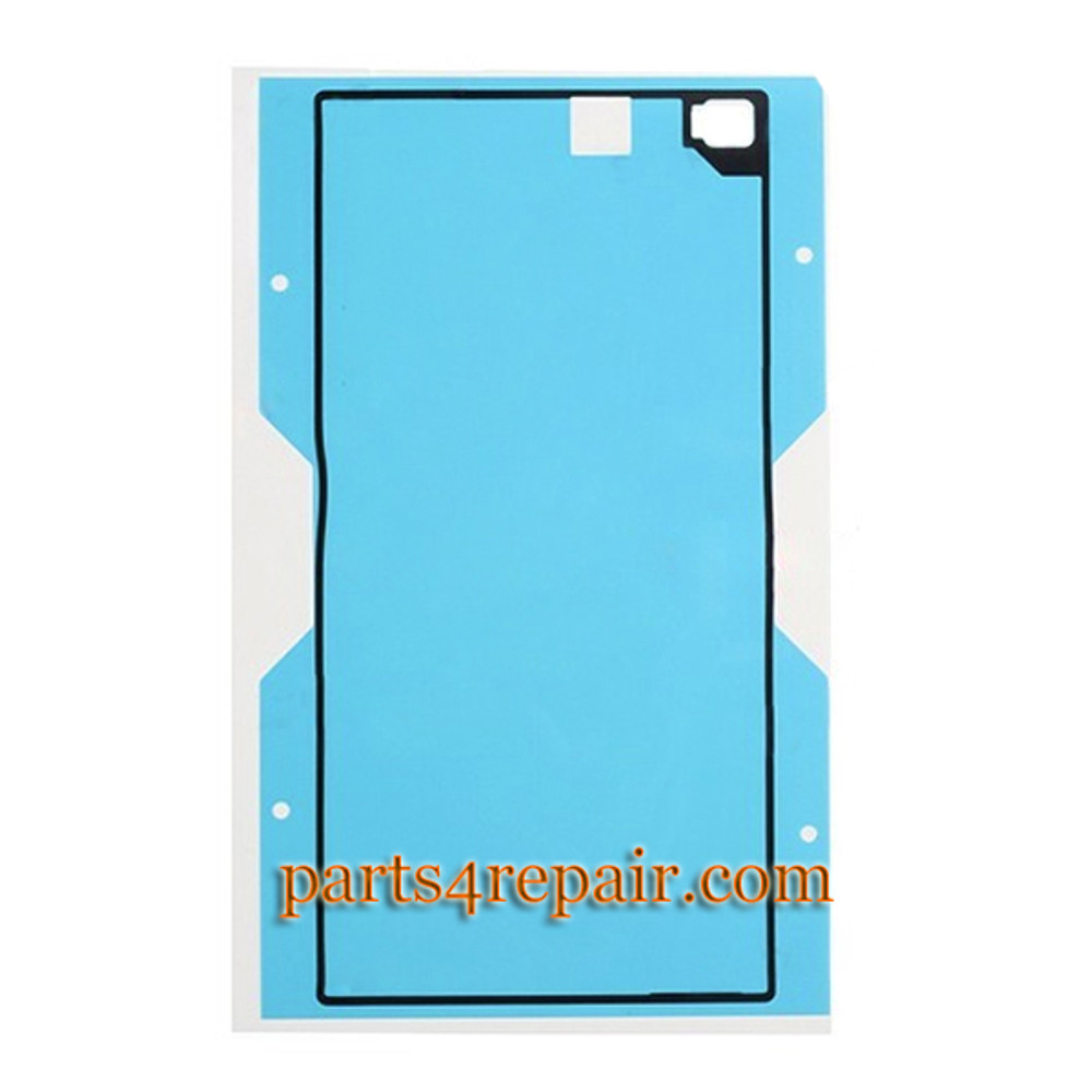 Adhesive Sticker of Back Cover for Sony Xperia Z Ultra XL39H from www.parts4repair.com
