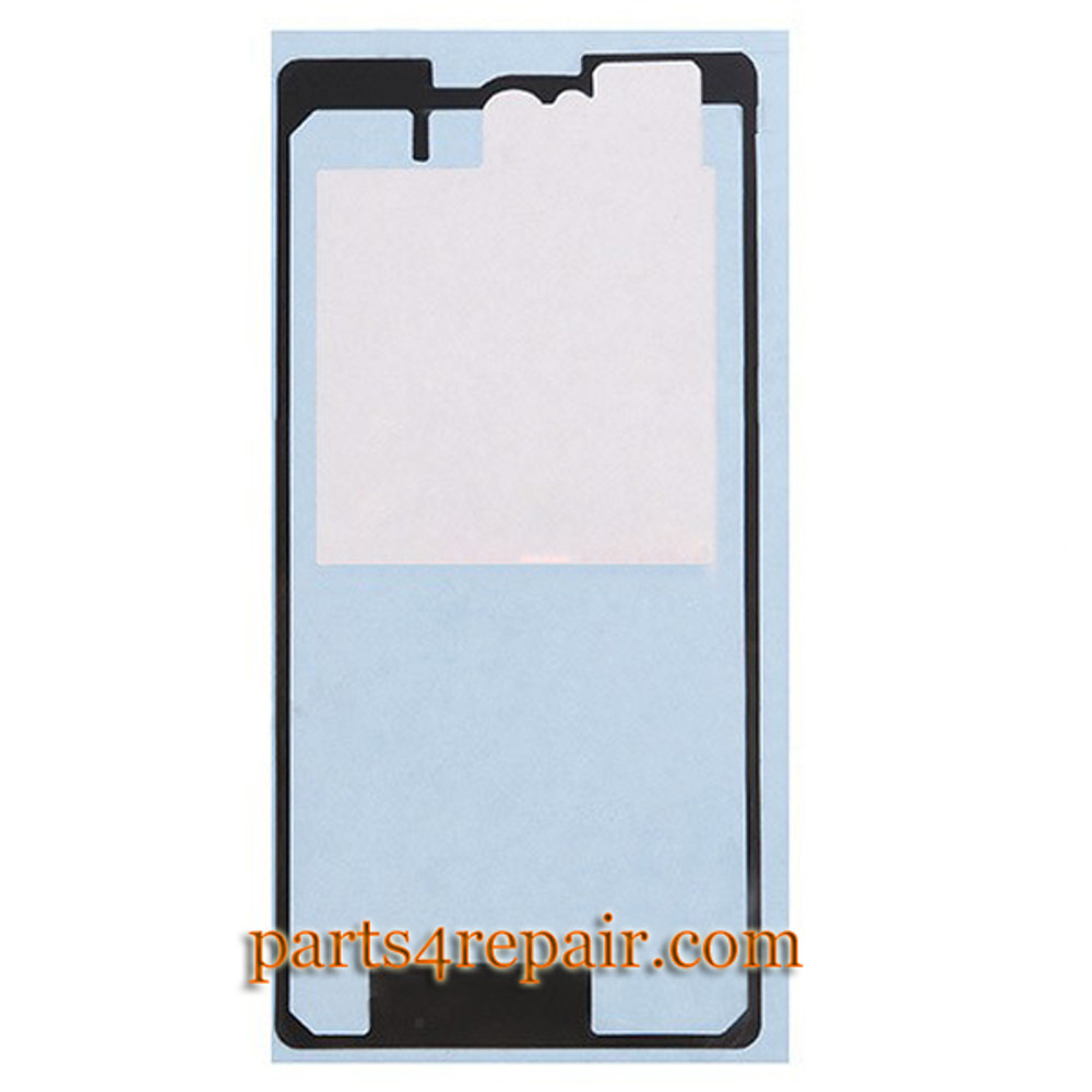 Back Cover Adhesive Sticker for Sony Xperia Z1 Compact mini from www.parts4repair.com