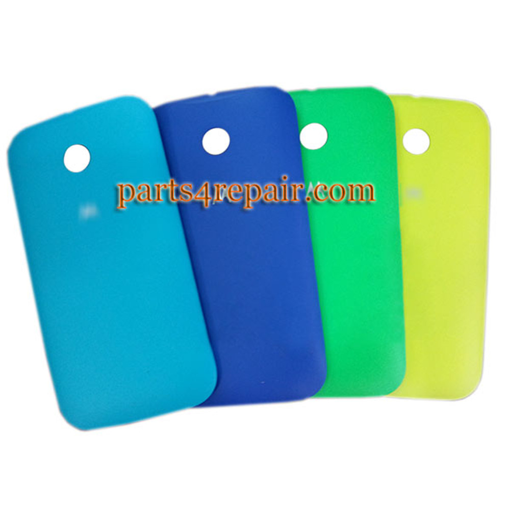 Back Cover for Motorola Moto E XT1021 from www.parts4repair.com