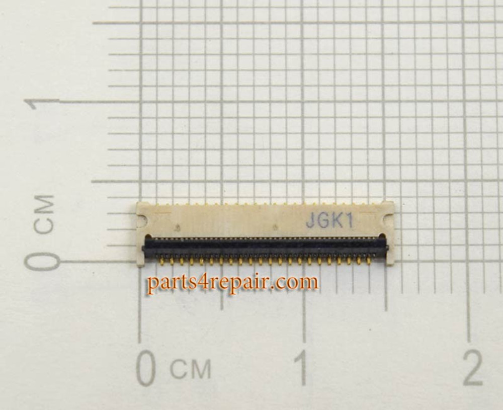 45pin LCD Screen FPC Connector for Samsung Galaxy Tab 2 10.1 P5100