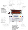 2-in-1 Vacuum OCA Laminating & Air Bubble Removing Machine for 12 inch LCD Screen and Below
