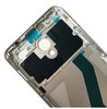Back Housing without side keys for Meizu MX6 -Silver