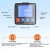 Heating Pad Compatible with iPad iPhone Samsung