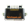Sony Xperia ion LTE LT28 Dock Charging Connector from www.parts4repair.com