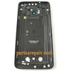 Back Cover for HTC One M7 -Black