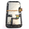 We can ofer Complete Screen Assembly with Bezel for HTC Desire SV