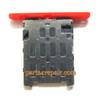 SIM Tray Holder for Nokia Lumia 720 -Red