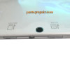 Back Cover for Samsung Galaxy Tab 3 10.1 P5200 (3G Version) -White