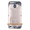 We can offer Back Cover with Side Keys for HTC One M8 -Gold