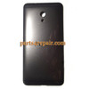 Back Cover for HTC Desire 700 -Black from www.parts4repair.com