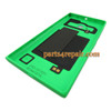 We can offer Back Cover with Wireless Charging Coil for Nokia Lumia 730 -Green