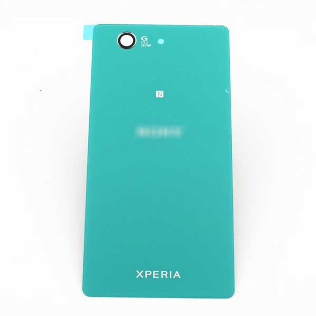 outlet store 7e5c0 a6e12 Generic Back Cover for Sony Xperia Z3 Compact mini -Green