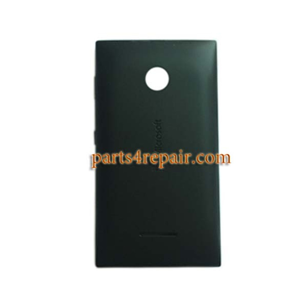 Back Cover with Side Keys for Microsoft Lumia 435 from www.parts4repair.com