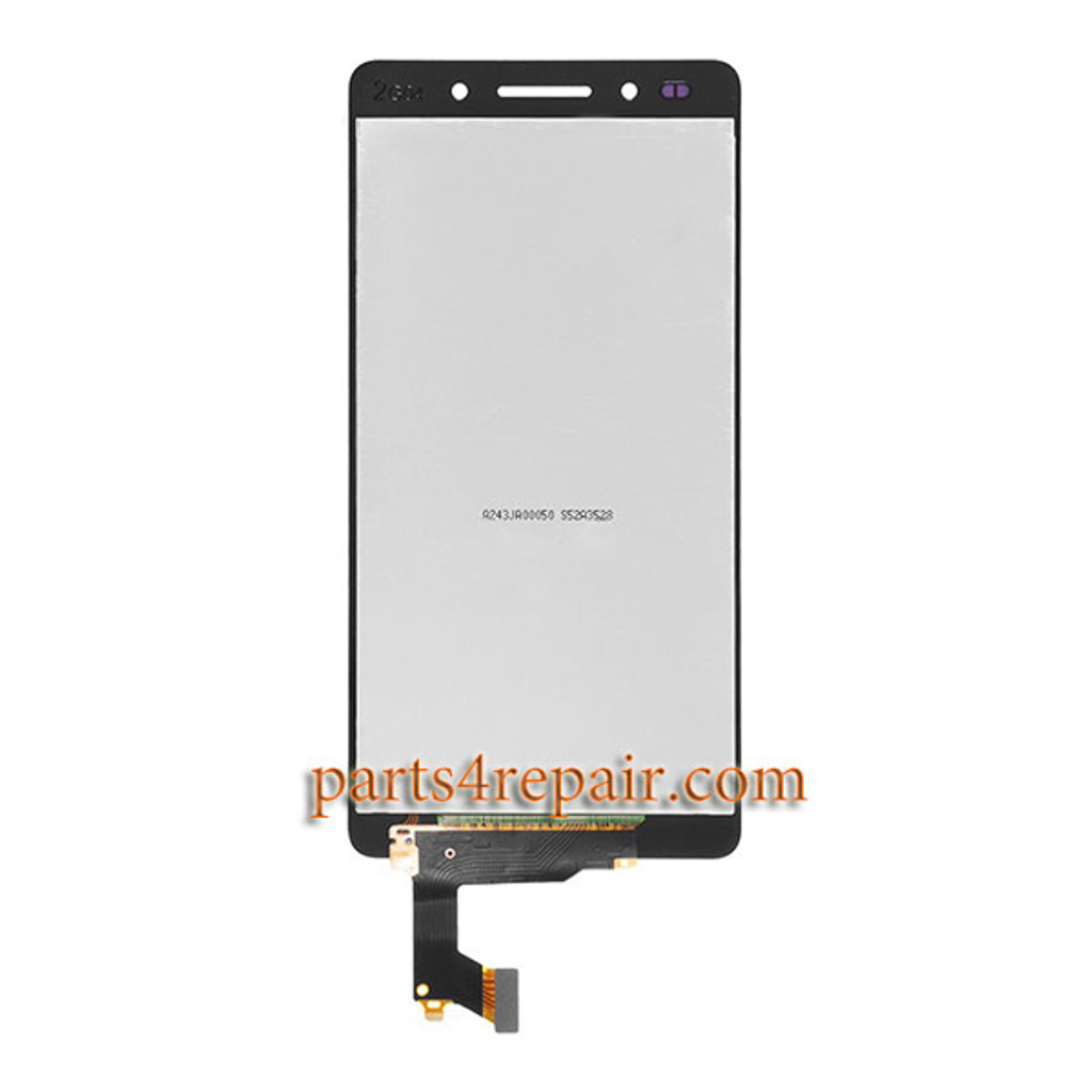 Complete Screen Assembly for Huawei Honor 7 -Black