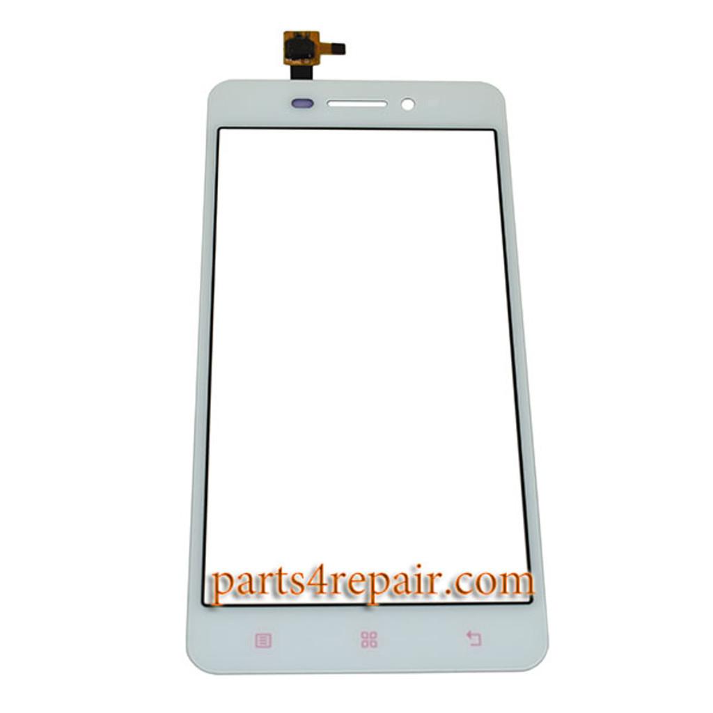 Touch Screen Digitizer for Lenovo S60 -White