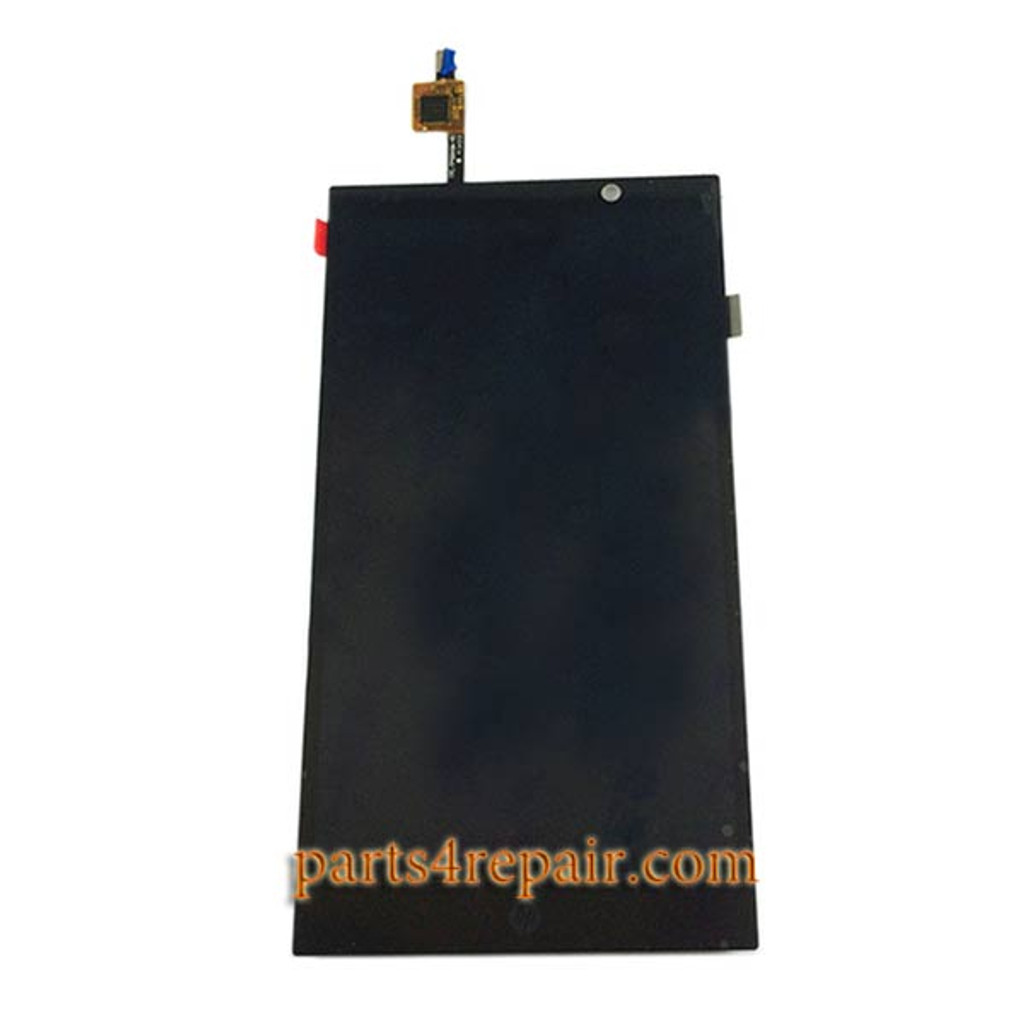 Complete Screen Assembly for HP Slate6 from www.parts4repair.com