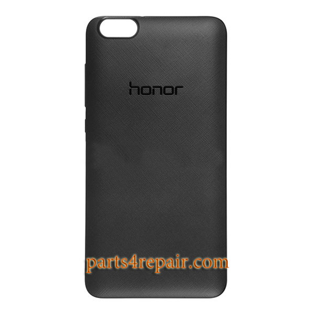 timeless design d1f34 d8597 Back Cover for Huawei Honor 4X -Black