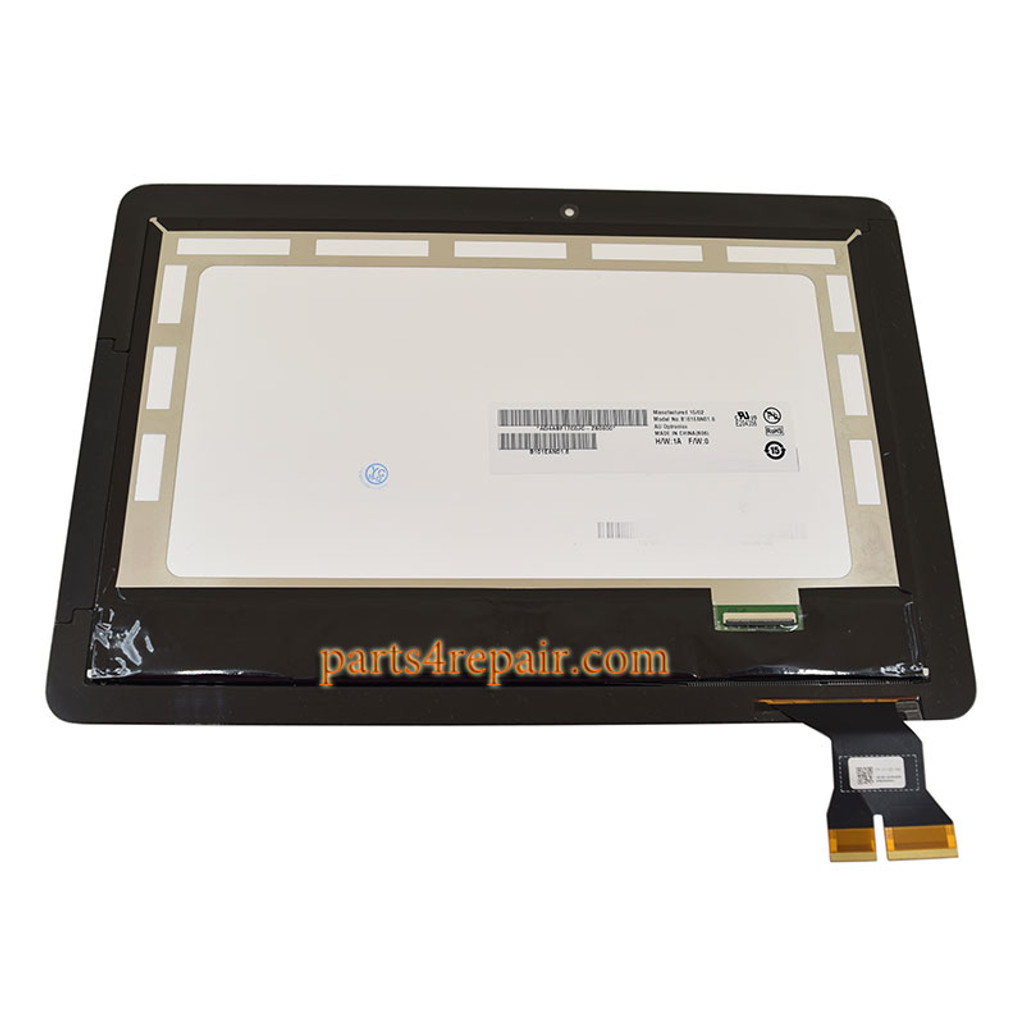 Complete Screen Assembly for Asus Memo Pad 10 ME103K -Black