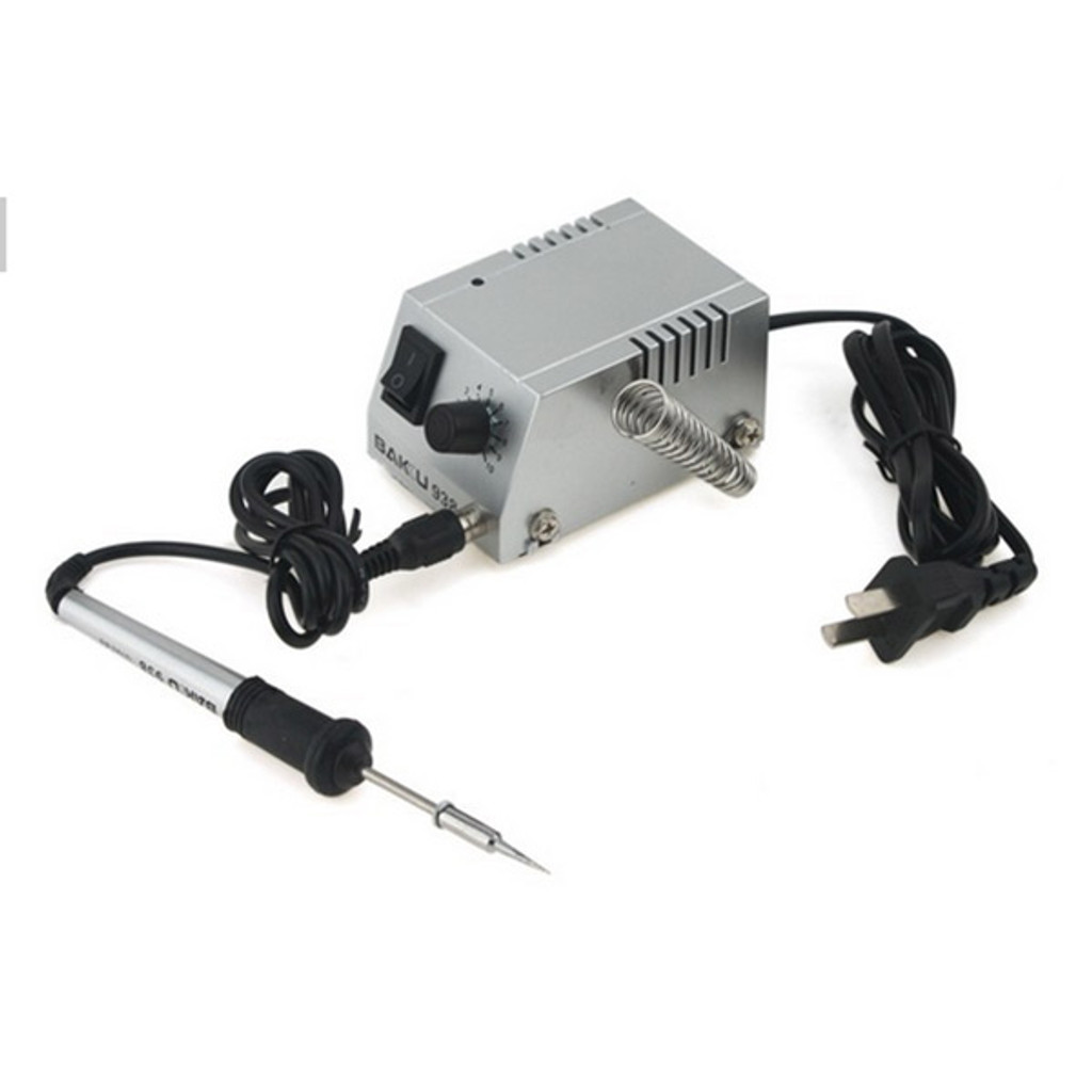 BK-938 mini Soldering Station with Nozzles for SMD, SMT, Cellphone Repair