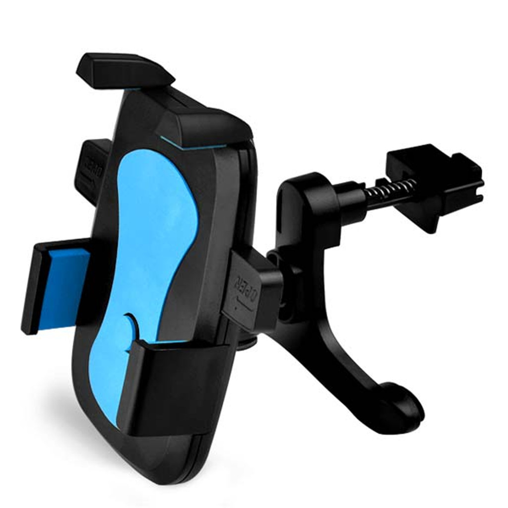 "Air Outlet Car Holder Stand for 3.5"" - 6.3"" Cellphone Navigation Device"
