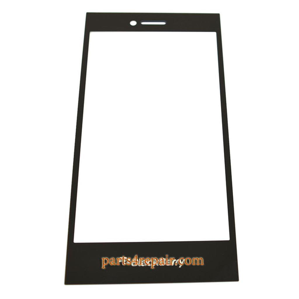Front Glass for BlackBerry Leap Z20 (Version 1) -Black