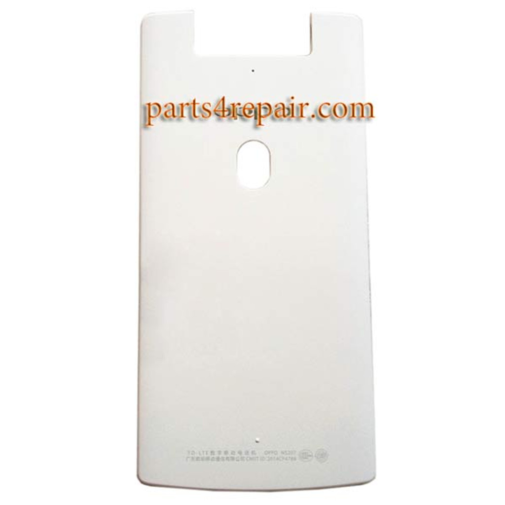 pretty nice e7697 c8ffd Back Cover for Oppo N3 -White