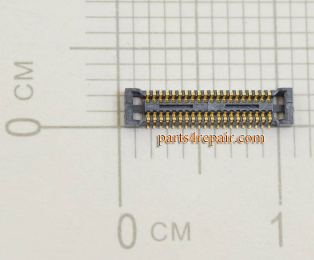 40pin Main Board FPC Connector for Sony Xperia Z4 from www.parts4repair.com