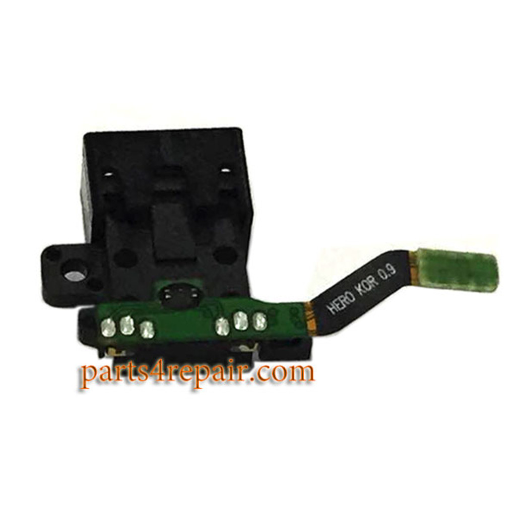 Earphone Jack Flex Cable for Samsung Galaxy S7 Edge All Versions