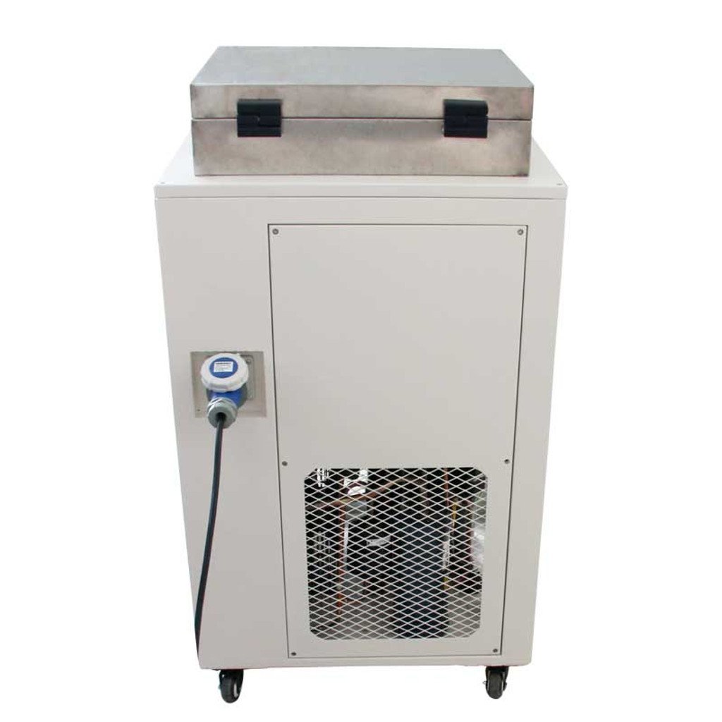 Freezing Separator Machine with Minimum -150 ° C for LCD Glass