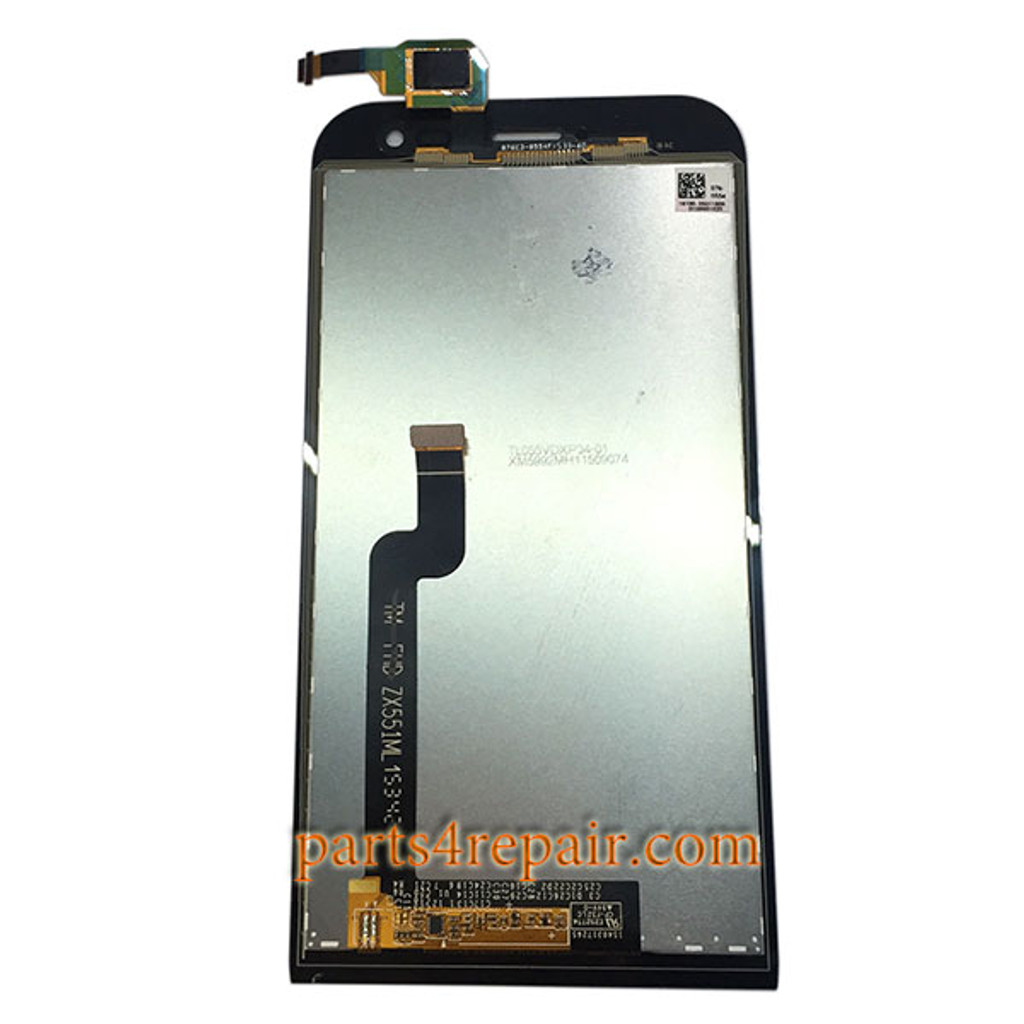 Asus Zenfone Zoom ZX551ML LCD Screen and Digitizer Assembly
