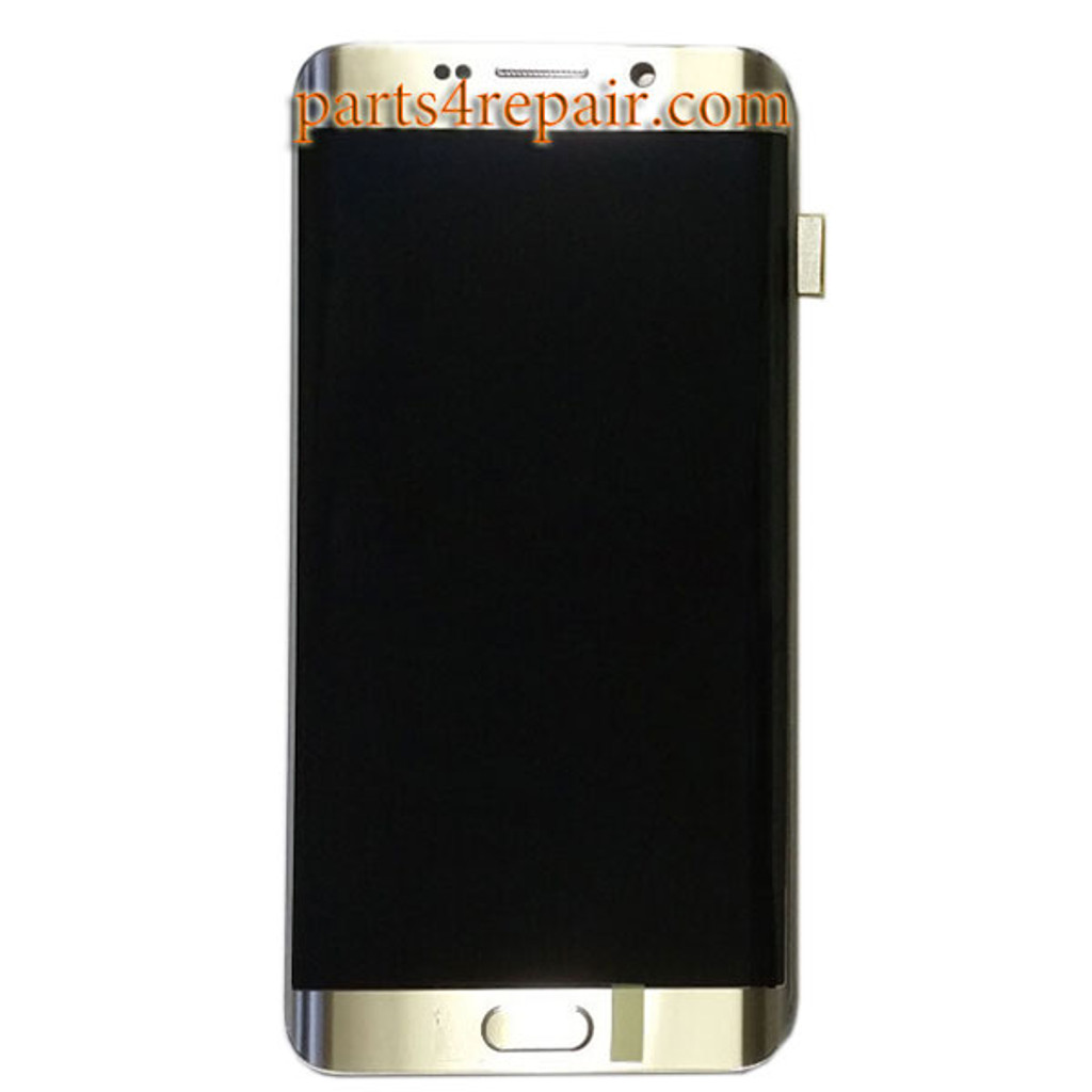 LCD Screen and Touch Screen Assembly for Samsung Galaxy S6 Edge +