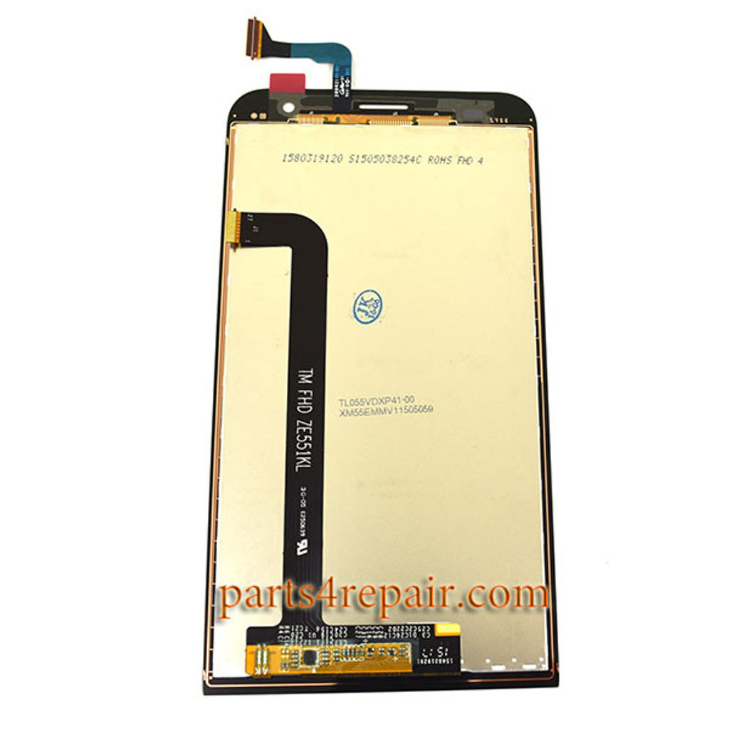 LCD Screen and Touch Screen Assembly for Asus Zenfone 2 Laser ZE551KL