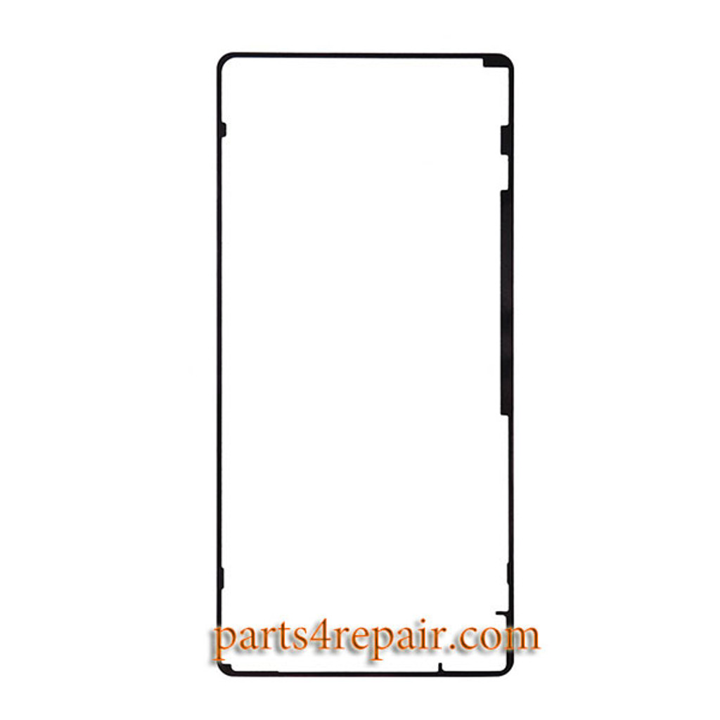 Back Cover Adhesive for Sony Xperia X Performance