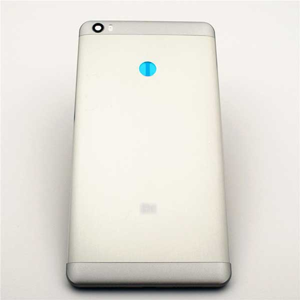 huge selection of abbd5 55ed7 Back Housing Cover with Side Keys for Xiaomi Mi Max -Silver