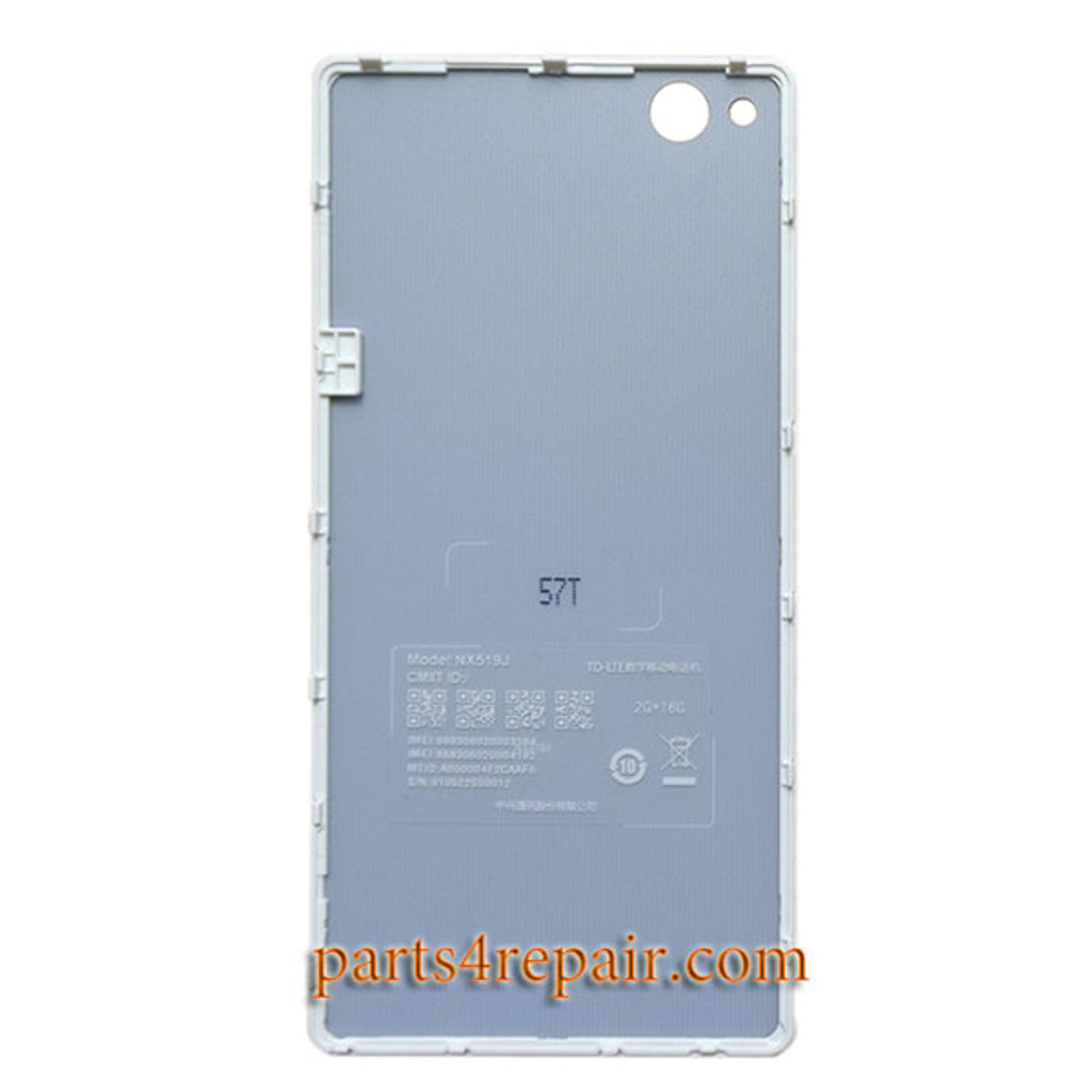 Back Cover for ZTE Nubia Z9 mini NX511J